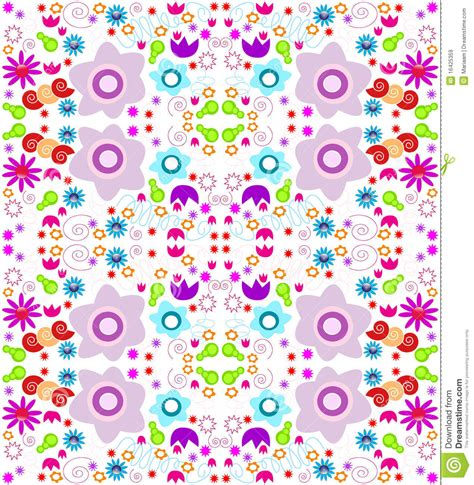 kaleidoscope pattern wallpaper kaleidoscope pattern background stock illustration