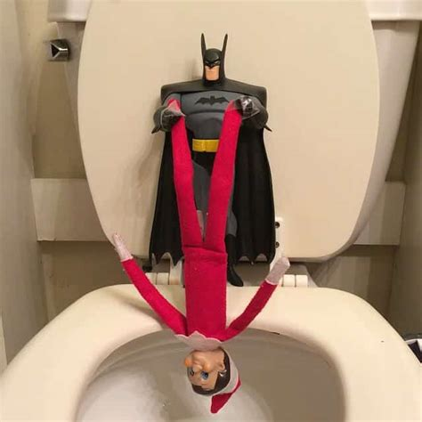 printable elf on the shelf batman the best elf on the shelf ideas great last minute ideas too