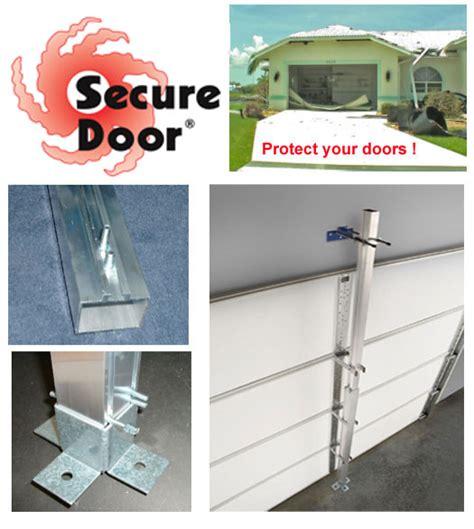 Garage Door Brace by Secure Door Residential 7 Foot Garage Door Hurricane Brace