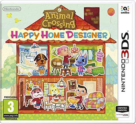 animal crossing happy home designer tips juegos para nintendo 3ds recomendados para ni 241 os 2017