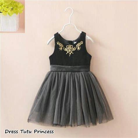Dress Cantik Untuk Anak baju dress anak perempuan bahan tile cantik model terbaru
