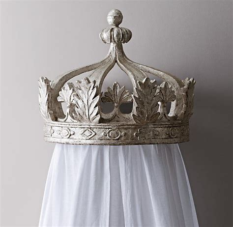 Crown Bed Canopy 17 Best Ideas About Bed Crown On Pinterest Princess Room Pink And Grey Bedding And Bedding