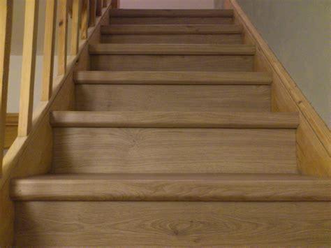 Quick Step laminate flooring on stairs Dublin , Ireland