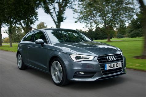 Audi A3 Tfsi 1 2 by Audi A3 1 2 Tfsi Is Surprisingly Economical In Britain
