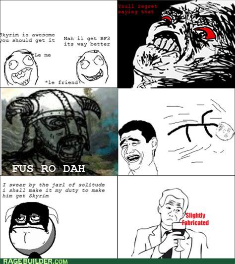 Fus Ro Dah Meme - image 203143 fus ro dah know your meme