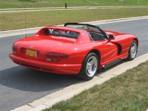 how cars work for dummies 1993 dodge viper navigation system 1993 dodge viper 1993 dodge viper for sale to buy or purchase classic cars for sale muscle