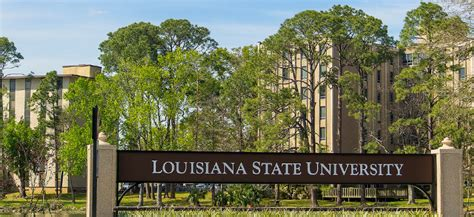 Lsu Mba Acceptance Rate by Louisiana State Baton Pagalguy News