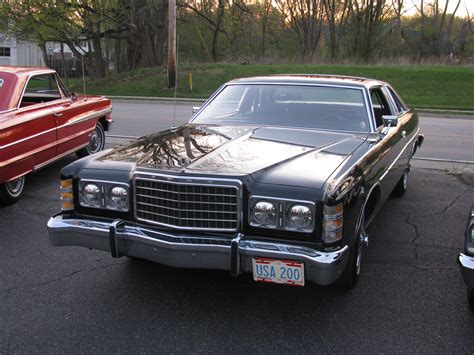 1976 Ford Ltd by 1976 Ford Ltd Information And Photos Momentcar
