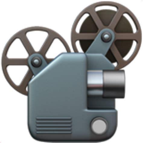 film emoji meaning film projector emoji u 1f4fd