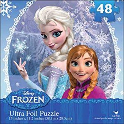 frozen 2 online film cz buy frozen foil puzzle 48 piece 15 x 11 25 online at