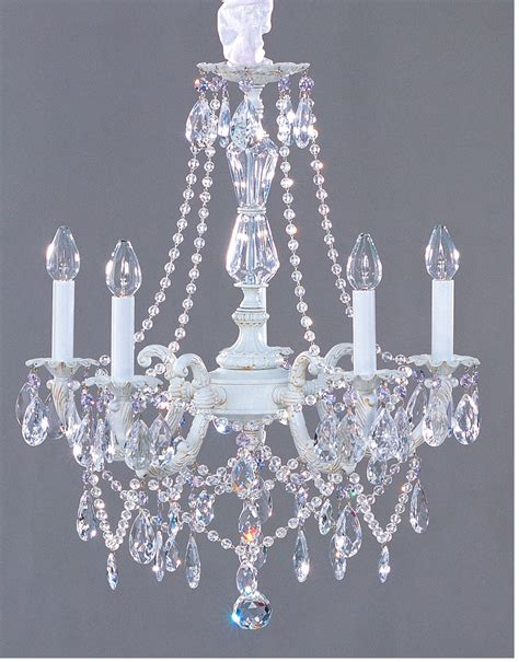 I Lite 4 U Shabby Chic Style Mini Chandeliers Lighting Shabby Chic Lighting Chandelier