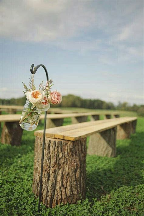 wedding bench best 25 outdoor wedding seating ideas on pinterest hay