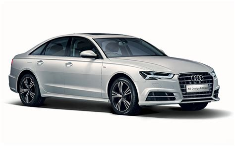 audi a6 models in india audi launches design edition models of q7 a6 in india