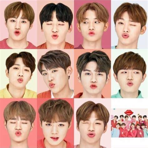 Photocard Wanna One Park Jihoon wanna one innisfree lip balm with pc k wave on carousell