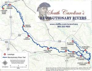 revolutionary rivers water trail national recreation