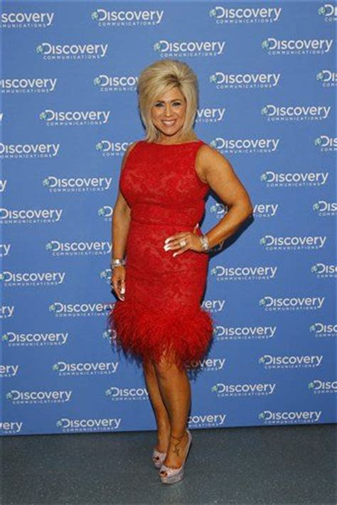 theresa tlc hair styles 17 best images about theresa caputo on pinterest the