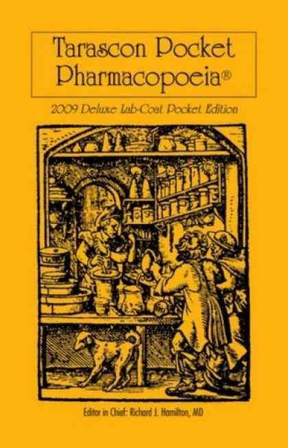 tarascon pocket pharmacopoeia 2018 deluxe lab coat edition books bestsellers 2008 covers 550 599