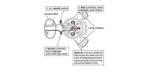 heath zenith motion sensor light wiring diagram
