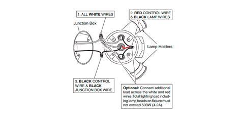 heath zenith motion sensor wiring diagram honeywell motion