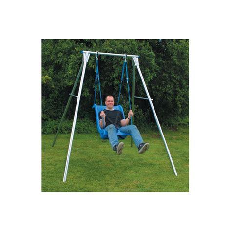tfh special needs swing tfh swing frames pediatric swings and swing frames