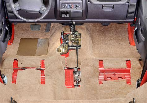 auto custom carpets premium replacement carpet kit    jeep wrangler tj quadratec