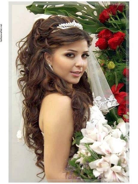 Hochzeitsfrisuren Lange Haare Offen by Hochzeitsfrisuren Mittellanges Haar Offen