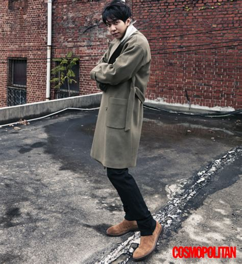 lee seung gi shows lee seung gi shows off mature and classy side for