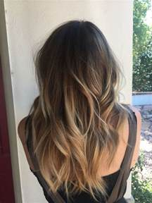 does hair look like ombre when highlights growing out 223 best n a k loves balayage ombre images on pinterest