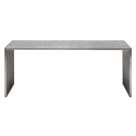 steel dining tables steel dining table