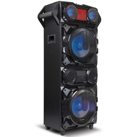 smart dj speaker signify electronics