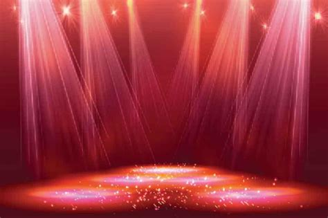 prom background prom homecoming backdrop stage lighting background