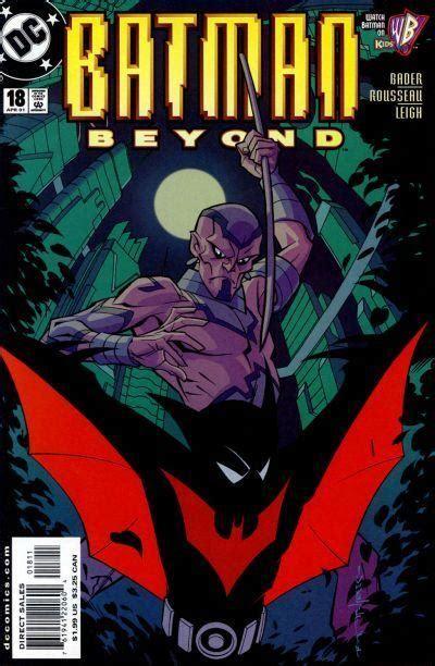 Batman Beyond Vol 2 Rebirth batman beyond vol 2 18 dc database fandom powered by wikia