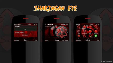 naruto themes for nokia c2 00 free download tema nokia x2 naruto shoessokol