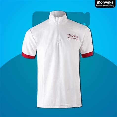 Kemeja Kec 001 produsen kaos polo shirt bordir custom