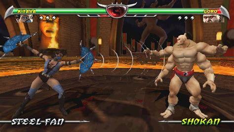 mk4 full version game free download mortal kombat unchained modojo