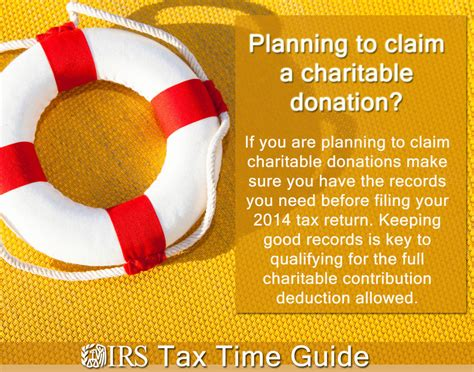 Charitable Gifts - records for claiming charity gifts hubcfo