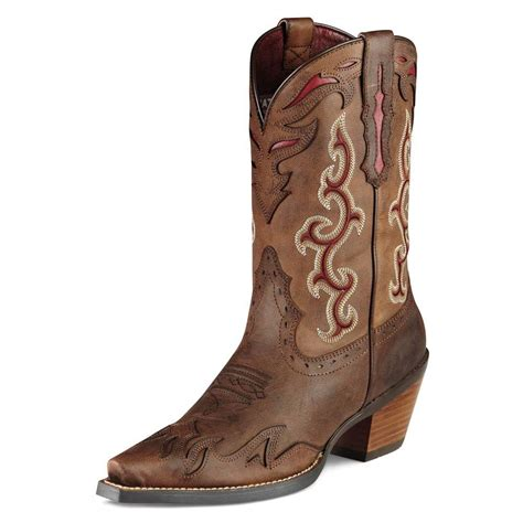ariat womans boots ariat womens willow boots