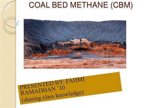 coal bed methane coal bed methane