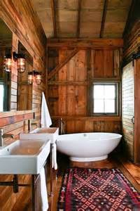 cabin bathrooms ideas cabin bathroom not rustic not interested