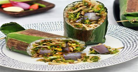 cara membuat nasi bakar yang praktis resep nasi bakar menu spesial yang praktis 2018