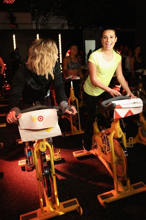 Event Proenza Schouler At Target Launch In Nyc Feb 2nd Feb 5th by Hilary Duff And Lea Michele At Soulcycle X Target Launch