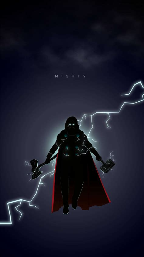 thor endgame iphone wallpaper iphone wallpapers