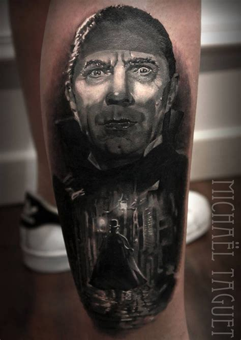 count dracula tattoo best tattoo design ideas