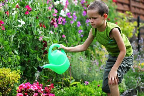 Growing a Garden Is Like Raising a Child   ZisBoomBah