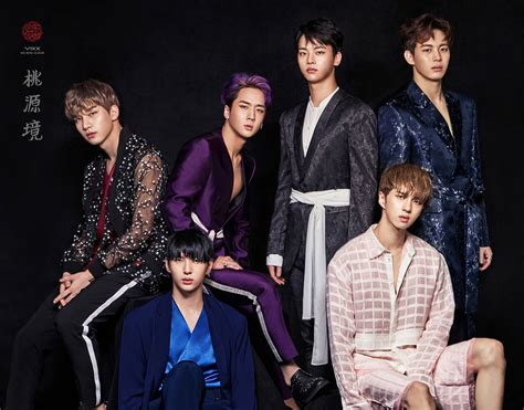 Daftar Freezer Mini Baru vixx ungkap daftar lagu di mini album baru kpop chart