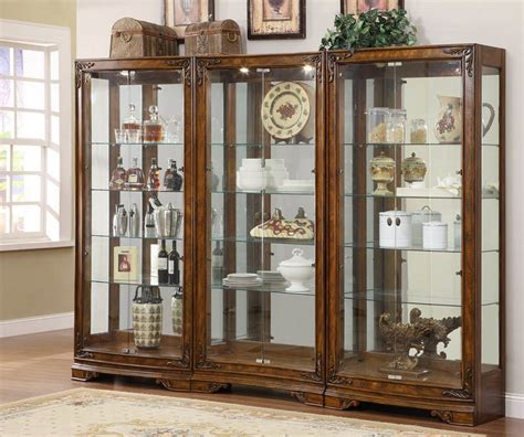 library cabinet with glass doors wood glass cabinet peenmedia com
