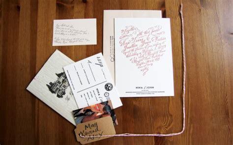 diy calligraphy for wedding invitations s diy letterpress wedding invitations