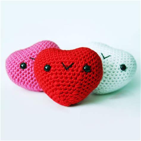 heart pattern amigurumi shy heart free amigurumi pattern