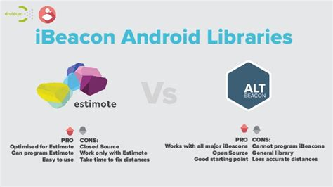 ibeacon android experimenting monitoring and proximity techniques using android poten