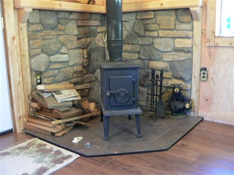 fireplace  small cabin forum